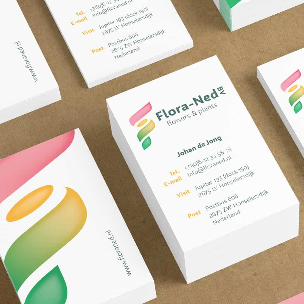 Flora-Ned-visitekaartjes