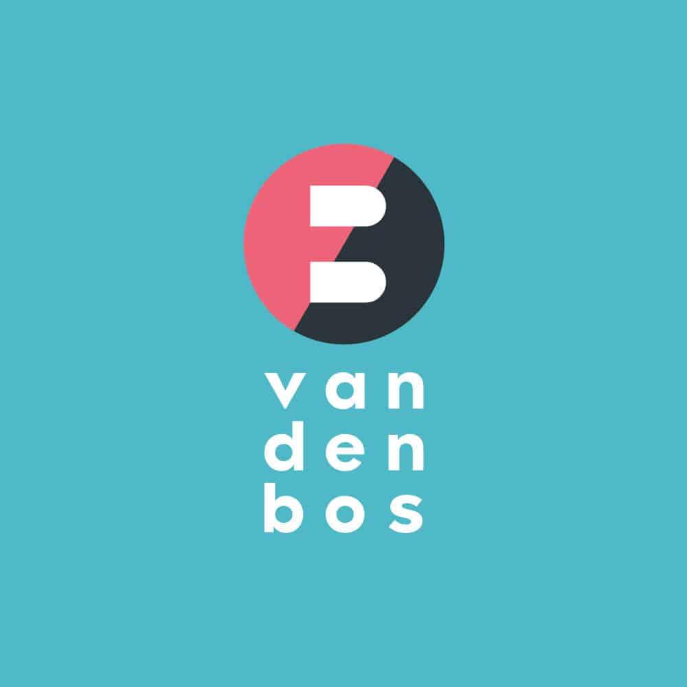 van den bos ontwerp logo